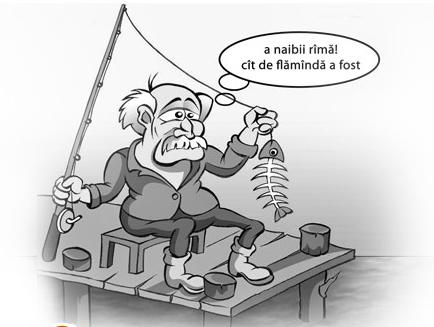 bancuri pescari