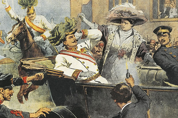 Asasianrea lui Franz Ferdinand